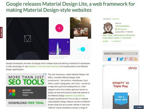 google design lite popular design news of the week july 6 2015 july 12