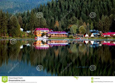 Beach House Plans Free dutch lake clearwater bc stock photos image 11405703