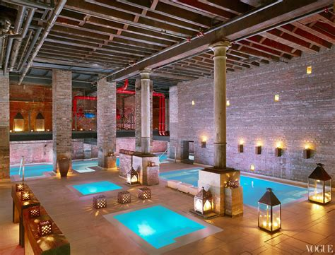 Water Spa: Aire Ancient Baths Opens in Manhattan   Vogue