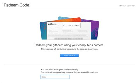 Gift Cards Codes - redeem and use itunes gift cards and content codes apple support