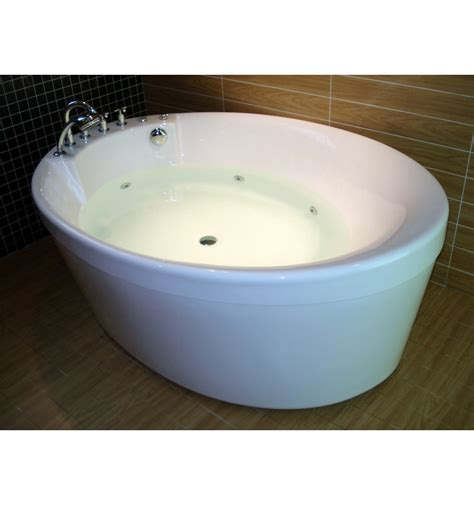 freestanding bathtubs with air jets bathtubs idea stunning jetted freestanding tub jetted