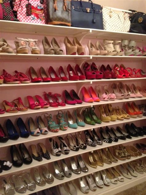 Shoes Closets by In The House Shoe Closet