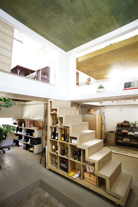 house design living room upstairs ninja house without walls in japan business insider