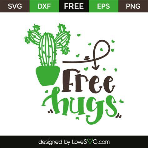 Free Hugs free hugs lovesvg