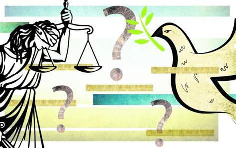 imagenes de justicia y verdad justicia transicional una manera diferente de juzgar