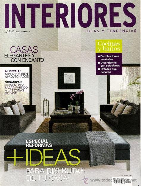 revista interiores interiores ideas y tendencias revista