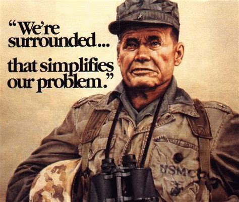 Most Decorated Enlisted Marine by Chesty Puller Quotes Quotesgram