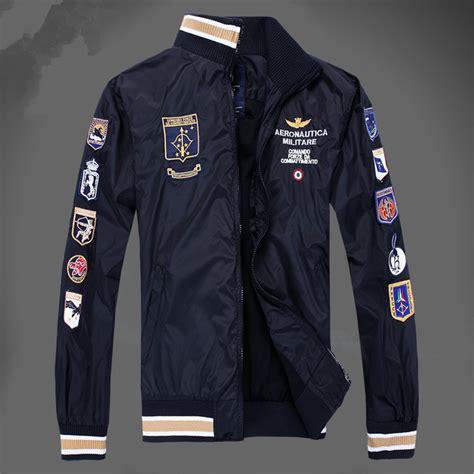 Jaket Polos Item aviation industry militare air one polo s blazer