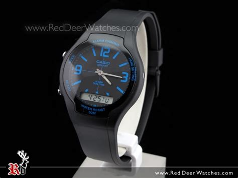 Casio Aw 90h 2bv buy casio digital analog combination series aw 90h 2bv buy watches casio deer watches