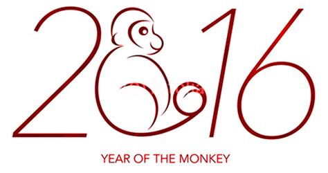 new year 2016 monkey color 2016 is the year of the monkey