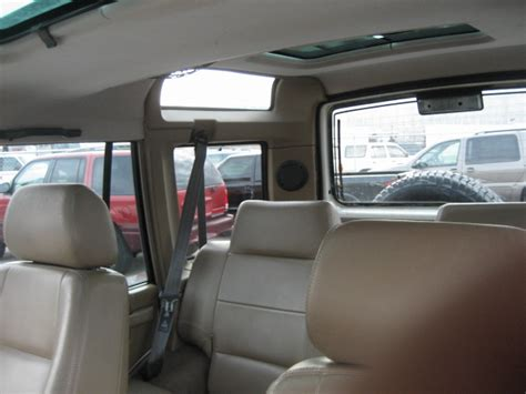 1998 land rover discovery interior 1998 land rover discovery pictures cargurus