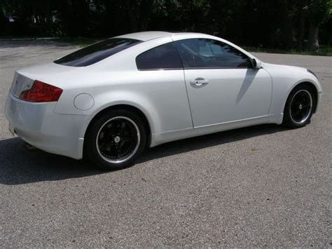 nissan infiniti 2 door buy used 2007 infiniti g35 base coupe 2 door 3 5l in