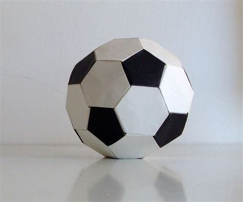 Origami Soccer Easy - 10 best images about origami on snowflakes