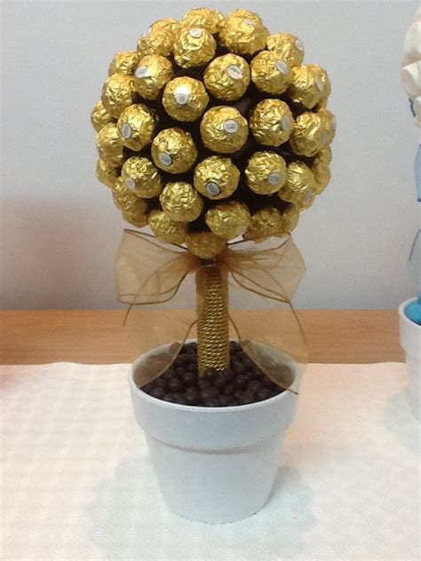 roche christmas tree ferrero rocher chocolate tree for wedding sweet trees trees chocolate