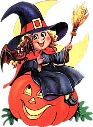 imagenes halloween tiernas brujas para firmas amigos de gabito gabitos