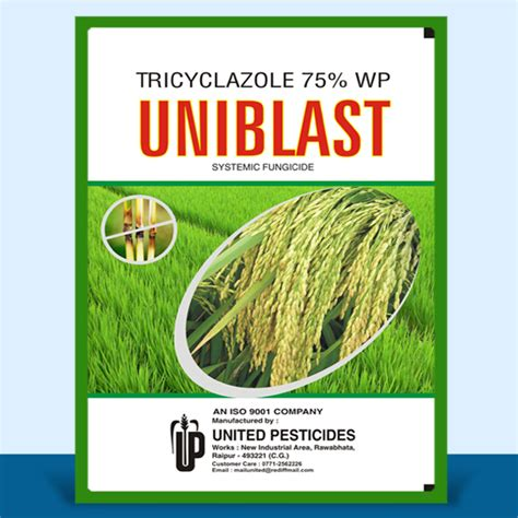 Blast 75wp united pesticides