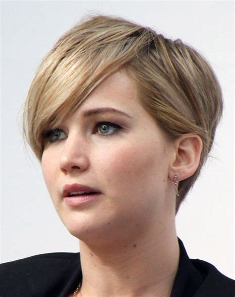 women short hairstyle fat face thin hair 18 best images about full face hair cuts on pinterest