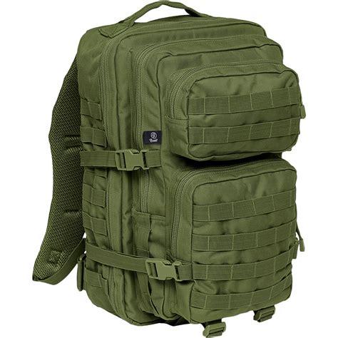 one rucksack brandit us cooper rucksack large olive backpacks