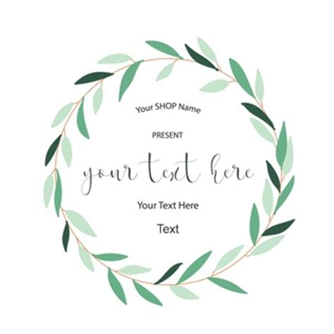 printable laurel leaves wreath vectors photos and psd files free download