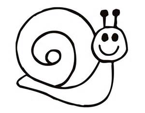 Snail Coloring Page snail printable coloring pages