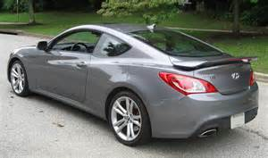 2009 Hyundai Genesis Coupe Specs 2009 Hyundai Genesis Coupe Pictures Information And