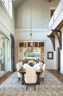lake house dining room ideas lake house with transitional interiors home bunch