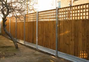 Trellis As A Fence Trellis Fencing Panels