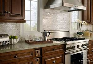 How To Paint Tile Backsplash In Kitchen iridescent tiled backspalsh transitional kitchen new