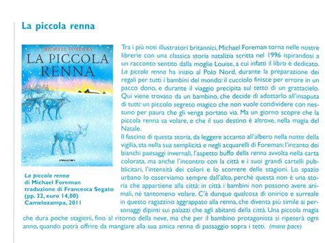 libreria morelli dolo recensioni la piccola renna camelozablog