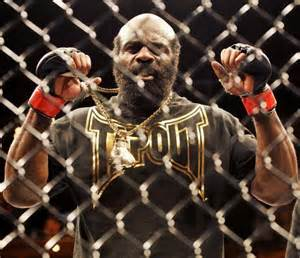 kimbo slice going back to brawler roots to settle score
