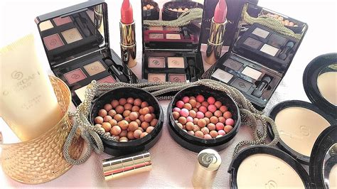 Make Up Oriflame new launch oriflame giordani gold makeup