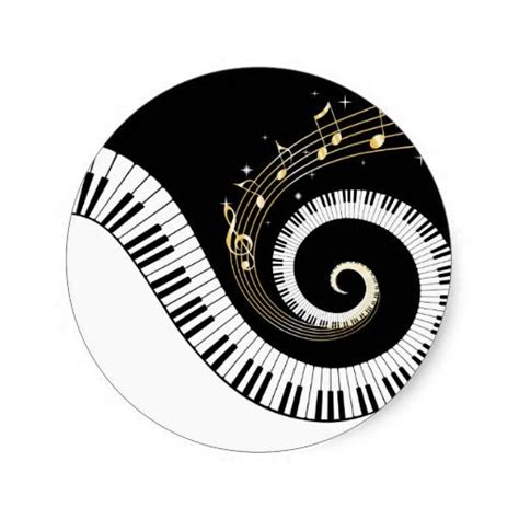 piano key rug design piano and gold notes sticker the o jays