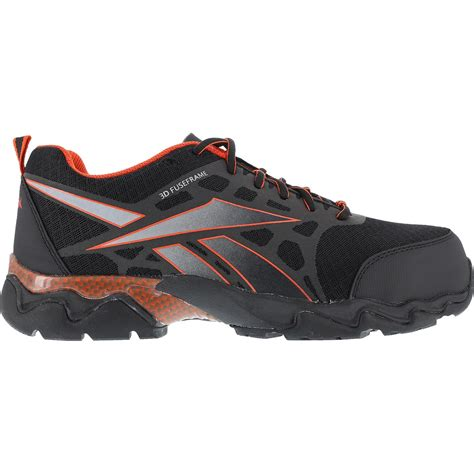 Reebok Beamer Safety Shoes composite toe static dissipative work sneaker reebok beamer