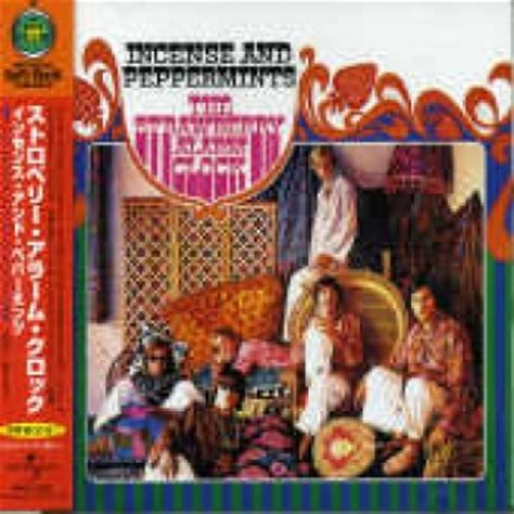 quot strawberry alarm clock incense and peppermints obi mini lp replica in a cd japanese quot