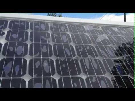 home built solar panels home made solar panel 250watt failed glass warped