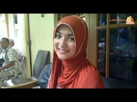 tutorial hijab segi empat citra kirana kerudung segi empat video torial hijab wisuda ala citra