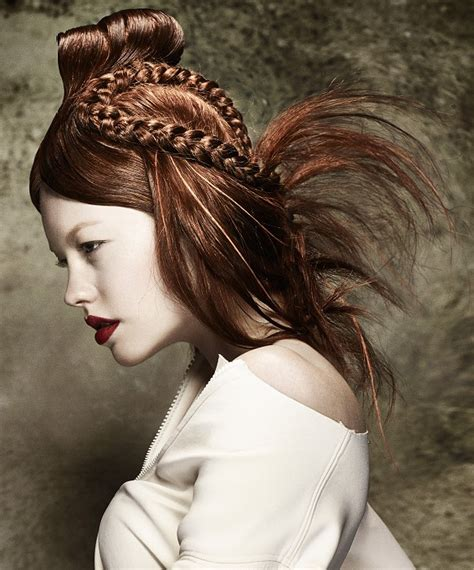 feathered hair braids feathered hairstyles