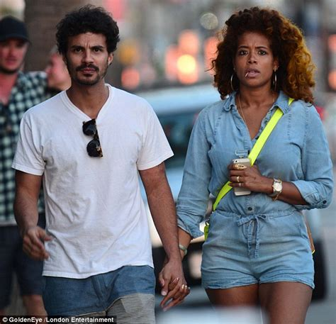 nas daily wife kelis strolls hand in hand with hunky new mystery man