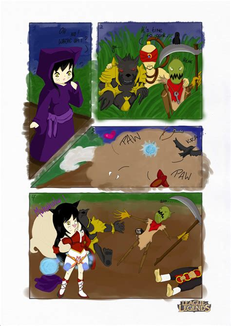 mobile legend beng beng league of legends comic by mifumuffin on deviantart