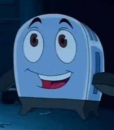 Brave Toaster Voices voice of toaster the brave toaster to the rescue the voice actors