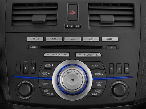 mazda 3 audio system image 2010 mazda mazda3 5dr hb s grand touring audio
