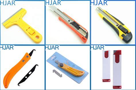 lade di sicurezza tocco coltello auto di sicurezza retrattile taglierina