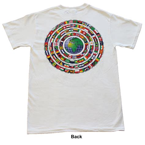 flags of the world t shirt buy flags of the world t shirt flagline