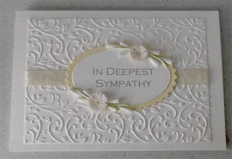 Handmade Sympathy Card Ideas - handmade sympathy cards uk