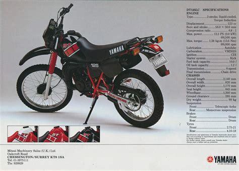 Headl Yamaha Dt yamaha dt125