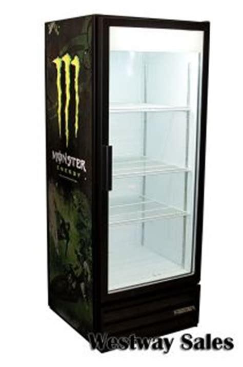 Beverage Air Mt27 Coca Cola Glass Door Refrigerator Soda Coca Cola Glass Door