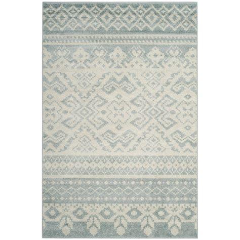 adirondack rugs safavieh adirondack ivory silver 8 ft x 10 ft area rug adr107b 8 the home depot