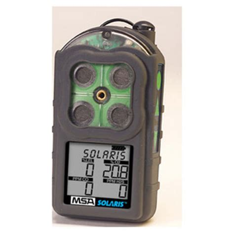 Multi Gas Detector Msa respiratory protection supply
