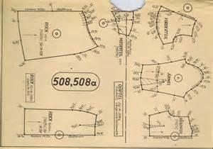 Free vintage 1940s sewing patterns german die alma mode winter 1947