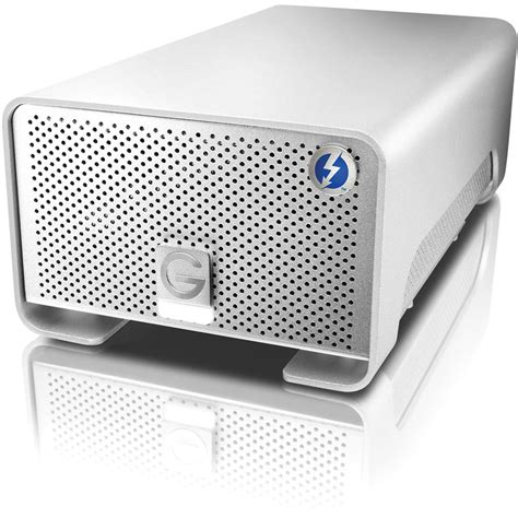 best raid drives g technology 8tb g raid external drive array 0g02272 b h